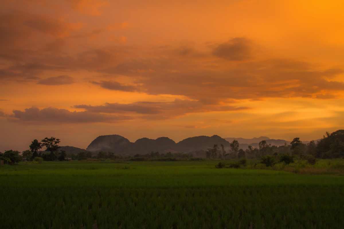 Chiang Rai, Thailand.